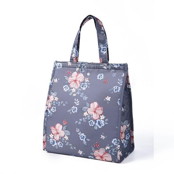 保溫加厚手提便當袋 防水 可折疊 便當包 飯盒袋 保溫袋 保冷袋 飯包【Z146】MY COLOR