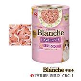 沛萊亞布蘭奇 貓罐1號-鮪+吻仔魚(70g*3罐)*8組 (C002I11-1)