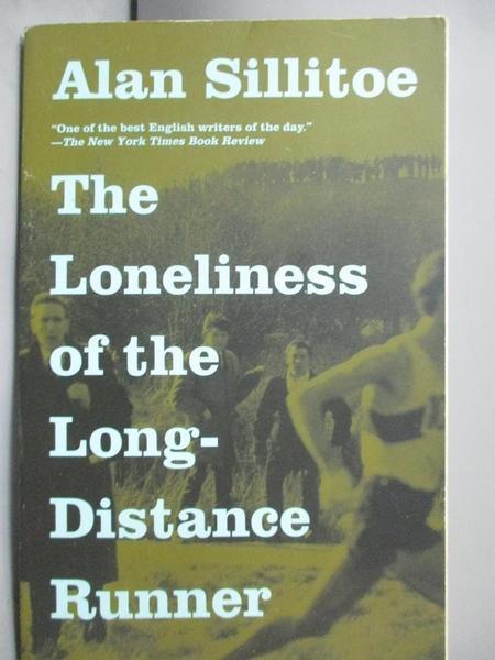 【書寶二手書T2/原文小說_GOQ】The Loneliness of the Long-Distance Runner