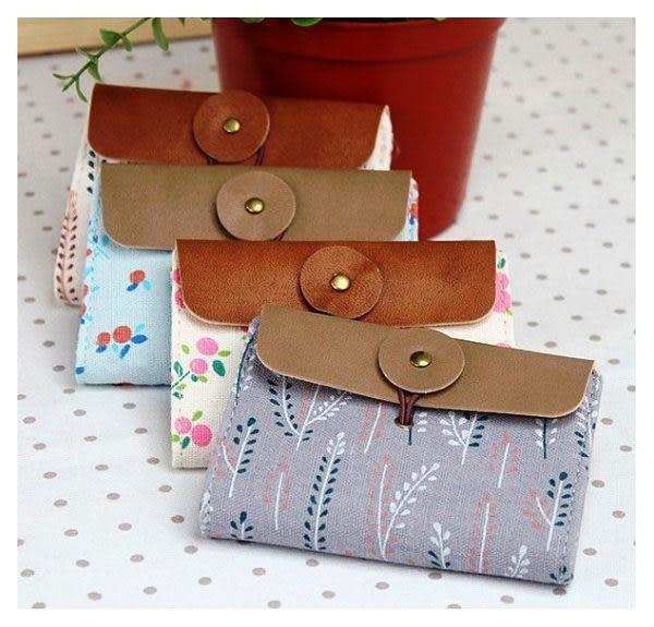【想購了超級小物】韓版新款-小新清田園風卡包 / 20卡位卡包  / 銀行卡包