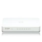 【限時至0331】 D-Link 友訊 DGS-1008A 8埠 10/100/1000Mbps 節能 桌上型 乙太網路 交換器