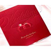 進口設計婚卡--愛的宣言-創意中式喜帖韓式西式請帖 幸福朵朵(請先留言數量,勿直接購買