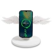 天使翅膀無線充電器快充無線充充電