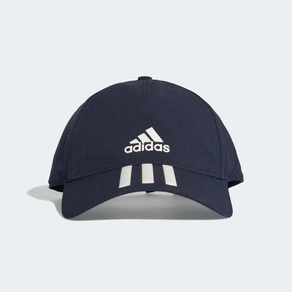 Adidas C40 6P 3S CLMLT LEGINK [DT8543] 男女 帽子 鴨舌帽 老帽 經典 基本 藍