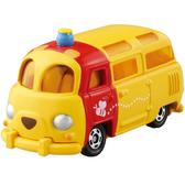 迪士尼小汽車 夢幻維尼麵包車_ DS84041