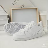 Nike Court Borough Low 2(GS) 大童 白色 穿搭 時尚 百搭 平價 經典 小白鞋 平底 休閒鞋 BQ5448-100
