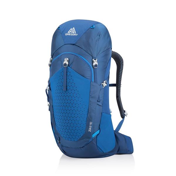 [GREGORY] ZULU 40 登山背包 40L 帝國藍 (GG111591-7411) 秀山莊戶外用品旗艦店