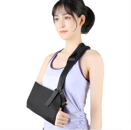 手臂前臂吊帶骨折護具肩肘關節胳膊脫臼固定帶支具鎖骨手腕護托 小山好物