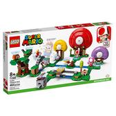 樂高積木 LEGO《 LT71368 》超級瑪利歐系列 - 奇諾比奧的尋寶之旅 / JOYBUS玩具百貨