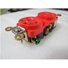 《名展影音》音響配件 ~ 美國原裝 HUBBELL頂級 IG8300電源(壁)插座 (液態氮冷處理)