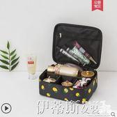 旅行收納化妝包小號便攜簡約大容量多功能收納袋隨身旅行少女心洗漱包 【新品特惠】