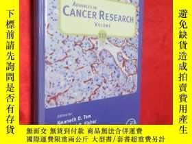 二手書博民逛書店Advances罕見In Cancer Research, Vo