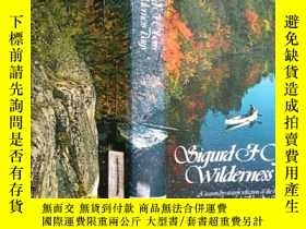 二手書博民逛書店Sigurd罕見F. Olson s Wilderness Da
