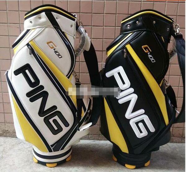 新款PING G40高爾夫球包 男款高爾夫球袋 球桿包高檔球包 桿袋