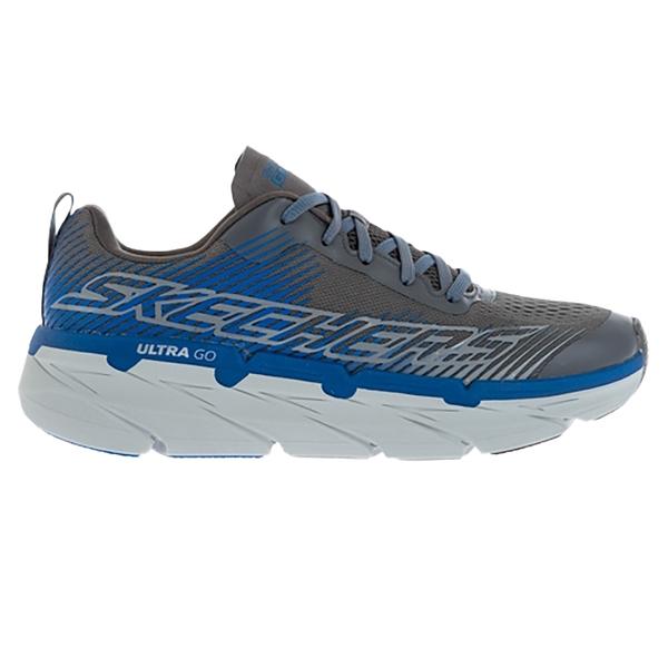 SKECHERS 男慢跑系列 輕便靈敏的ULTRA GO54451CCBL 藍灰