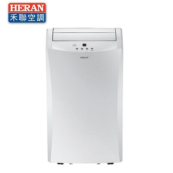 HERAN禾聯 4-6坪 冷暖除濕移動式冷氣 移動式空調 HPA-3FDH