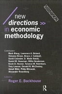 二手書博民逛書店 《New Directions in Economic Methodology》 R2Y ISBN:0415096375│Psychology Press