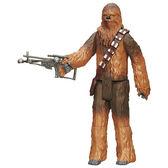 星際大戰7 原力覺醒 孩之寶Hasbro 12吋人物強化組 可動公仔 武技族 邱巴卡 秋巴卡 B3915