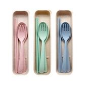 麥樂環保3件餐具組 混色