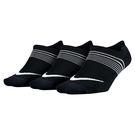 [三雙入] Nike Lightweight 黑色 Quarter 訓練短襪 黑 基本款 三包裝短襪 襪子 SX5277010