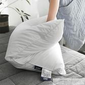 枕頭舒適枕芯成人酒店羽絲絨枕頭單人學生一對拍二  萬聖節狂歡 YTL