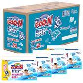日本大王境內版99%純水嬰兒護膚濕紙巾 (24包/1680枚)