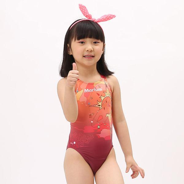 ≡MARIUM≡ 小女競賽型泳裝 MAR-6007WJ