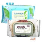 韓國 Medi Flower 深層卸妝濕巾 100抽 小麥/積雪草【BG Shop】2款供選