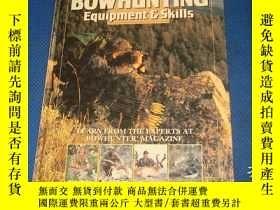 二手書博民逛書店Bowhunting罕見Equipment & Skills6