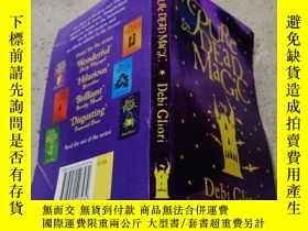 二手書博民逛書店Pure罕見dead magic:純粹的死亡魔法Y200392