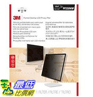 [美國直購] 3M PF230W9F 螢幕防窺片 Privacy Screen Protectors Filter for 23.0 Widescreen - 16:9 ,299 mm x 523 mm
