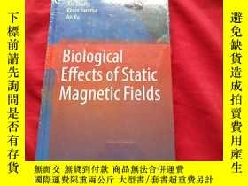 二手書博民逛書店BioIogicaI罕見Effects of Static Ma