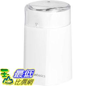 [9美國直購] Amazonbasics 白色 隨身型 磨豆機 AmazonBasics Electric Coffee Bean Grinder, White