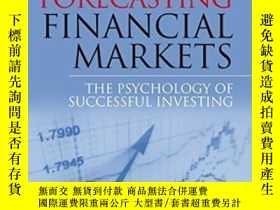 二手書博民逛書店Forecasting罕見Financial MarketsY255562 Tony Plummer Koga