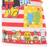 日本麵包超人 兒童圍裙 紅白條紋 110cm ☆艾莉莎ELS☆