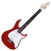 PEAVEY Raptor SSS入門嚴選ST-1電吉他-紅色/單單單拾音器/加贈5好禮