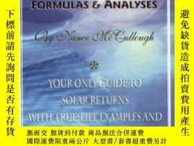 二手書博民逛書店Solar罕見Returns Formulas & AnalysesY364682 Nance Mccullo