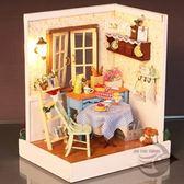 【金玉堂文具】DIY木工創作模型 洛奇小鎮 「田園蜜語」童趣屋 CUTE ROOM (F-002)