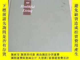 二手書博民逛書店ELEMENTS罕見OF HEALTHFUL LIVING(16