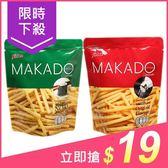 MAKADO 麥卡多薯條(27g) 鹽味/海苔【小三美日】$25