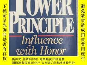 二手書博民逛書店The罕見Power PrincipleY19139 Blain