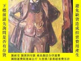 二手書博民逛書店Edvard罕見Munch and Denmark 英文版 16