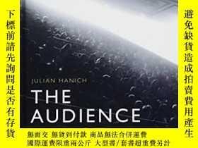 二手書博民逛書店The罕見Audience EffectY256260 Hanich Julian Edinburgh Uni