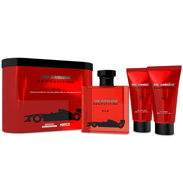 Drakers by Ferrari Competition Red 競速紅 男性淡香水禮盒