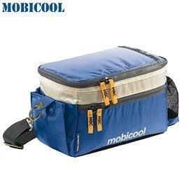 瑞典 MOBICOOL SAIL BIKE 系列/腳踏車越野勁速保溫保冷袋 (紳士藍)