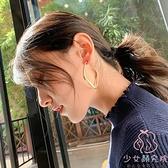 耳環耳釘歐港風高級感耳飾女復古耳圈【少女顏究院】