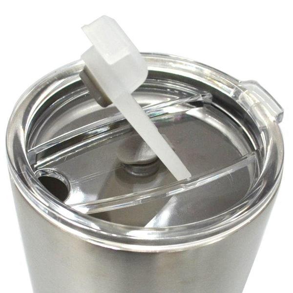 【DI301】不鏽鋼吸管杯蓋 900ml冰霸杯吸管蓋 冰霸杯杯蓋 酷冰杯★EZGO商城★