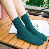 堆堆襪  堆堆襪女百搭薄款日系推推長襪