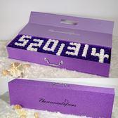 七夕情人節禮物女友浪漫情侶特別香皂花禮盒玫瑰花束送女朋友生日  無糖工作室