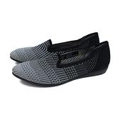 inooknit 懶人鞋 樂福鞋 灰/黑 漸層 編織 女鞋 IK-BJ1FW0408-811 no025